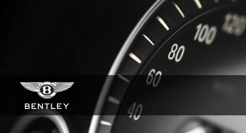 [Customer Story] Bentley