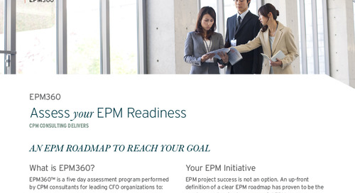 Assess Your EPM Readiness