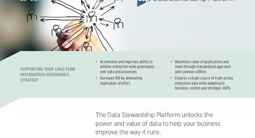 Data Stewardship Platform