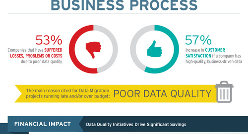 How Data Quality Impacts Business Process [Infographic]