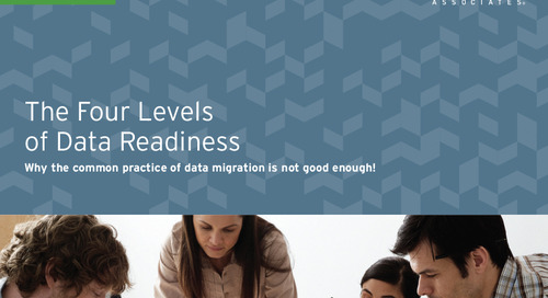 The Four Levels of Data Readiness