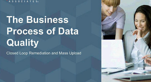 How to Resolve Mass Data Errors [Webinar]