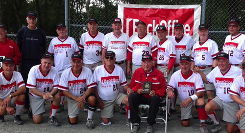 Triple Victory for BackOffice Associates Softball Teams