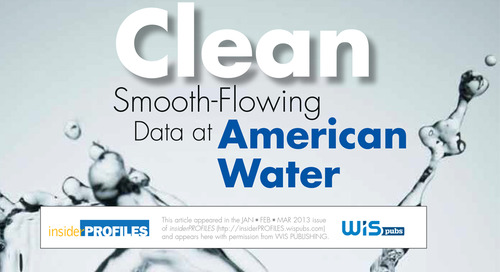 [Customer Story] American Water
