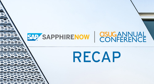 Takeaways from SAPPHIRE NOW 2017