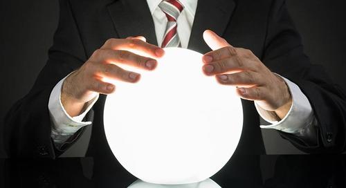A crystal ball for fraud