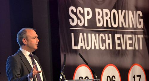 SSP Broking Launch Event