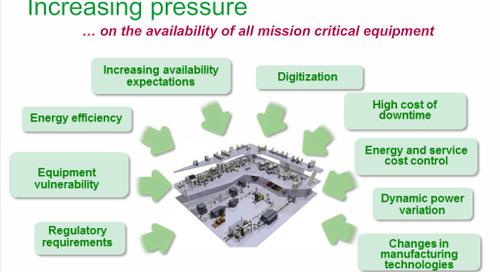 Webinar: How digitization is reshaping power & cooling design priorities