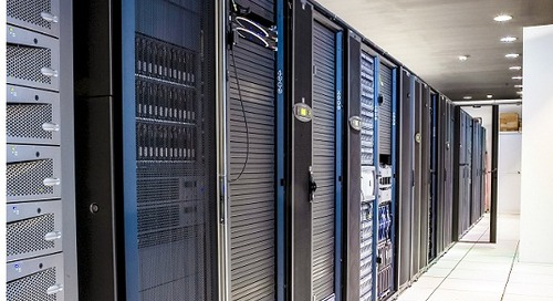 Energy Manager Today: Data Centers Don't Have to Choose between Uptime and Efficiency