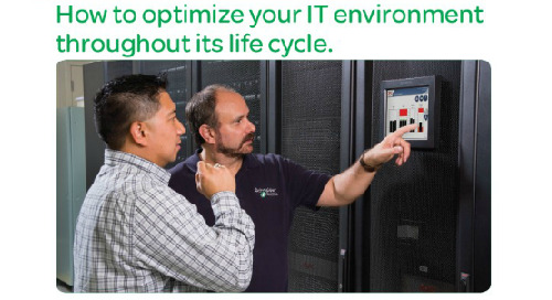 Tip Sheet - How to Optimize your IT Environment