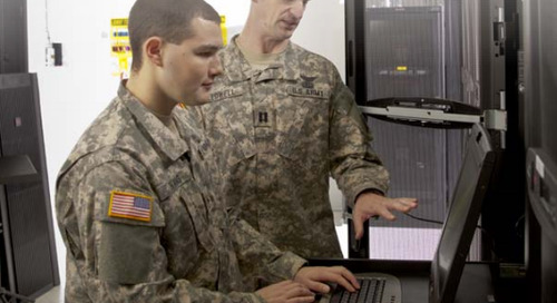 Coalition forces complete 18-month Afghanistan mission using pod-based data centers