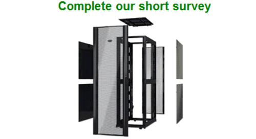 Complete our short survey for a chance to win a mobile power pack