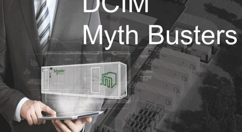DCIM Myth Busters