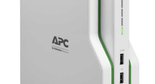 Press Release - APC by Schneider Electric Back-UPS Connect™ BGE50ML Recognized as 2016 CES Innovation Award Honoree
