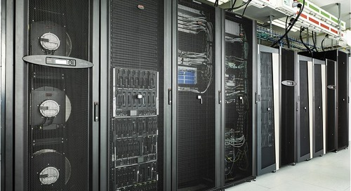 Driving towards simpler data centers