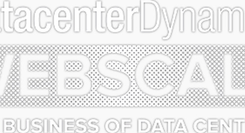 Data Center Dynamics Webscale - San Francisco, CA - September 19-20, 2016
