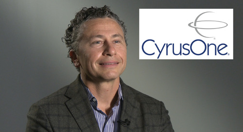 CyrusOne Asks: What's a Data Center without Connectivity?