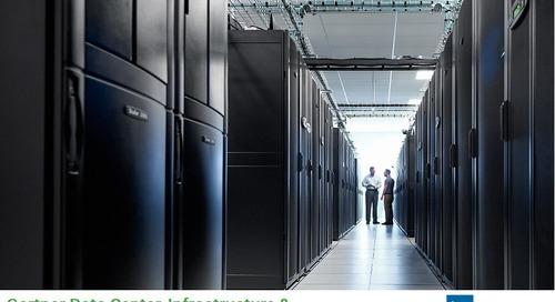 Gartner Data Center, Infrastructure & Operations Management Conference - Las Vegas, NV - December 5-8, 2016