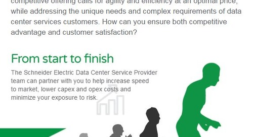 Infographic: Optimizing Data Center Services