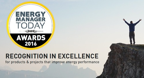 Energy Manager Today Awards 2016 Hall of Fame