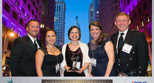 CRF Health Wins Technology Company of the Year