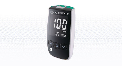 CRF Health Announces FDA Clearance of Next Generation Wireless Glucometer