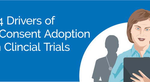INFOGRAPHIC: 14 Drivers of eConsent Adoption in Clinical Trials