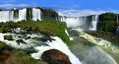 7 Waterfalls That Will Make You Burst to Tears