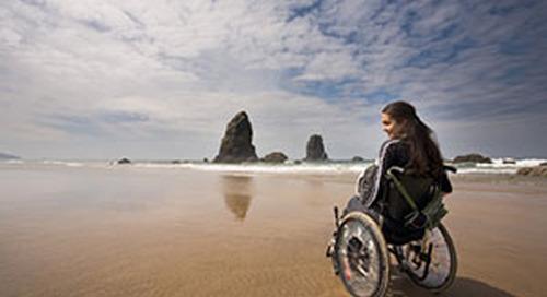 Traveling Dengan Keterbatasan Fisik? Ya, Kenapa Tidak?