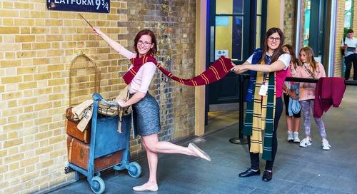 Berkunjung ke Lokasi Syuting Harry Potter