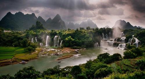 8 Surga Dunia di Asia