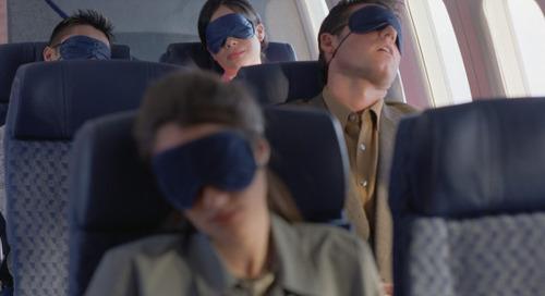 Terbang Dengan Pesawat Mengacaukan Tubuh KIta