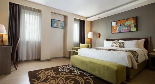 (PROMO) Satu-satunya Hotel Bergaya Klasik di Kemayoran