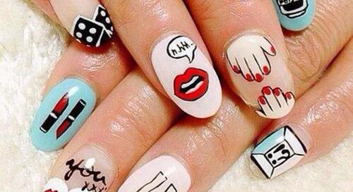 5 Nail Salon di Jakarta Untuk Mempercantik Kuku Anda dengan Gel Nails Manicure