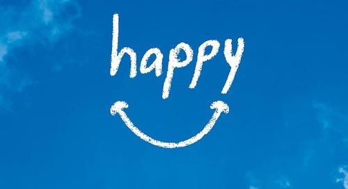 Tips Hidup Bahagia Secara Permanen