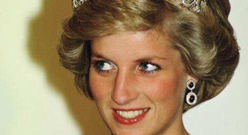 25 Rahasia Cantik Putri Diana