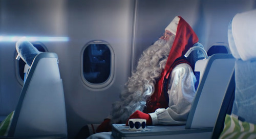 Is Christmas becoming the Super Bowl for Airlines?