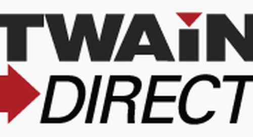 Introducing TWAIN Direct