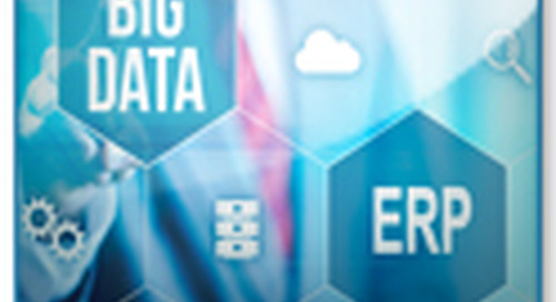 Big Data and ERP - Should You Integrate the Two?