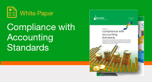 Compliance with Accounting Standards
