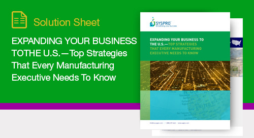 Top Strategies for Expanding Your Business to the U.S.