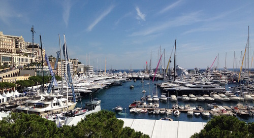 KK Superyachts at Monaco Yacht Show 2015