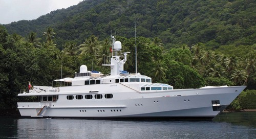 M/Y LIONWIND sold with KK Superyachts