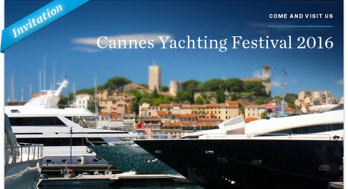 KK SUPERYACHTS at Cannes Yachting Festival 2016