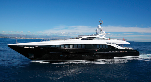 Another Half a Million Price Drop on Heesen PERLE NOIRE