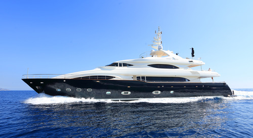 CRN motor yacht SANOO Sold by KK Superyachts