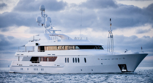 Further €1M Price Cut on Amels motor yacht Seahorse