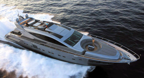 EUR 200,000 price reduction on stunning CCN 102' Flyingsport MUSE