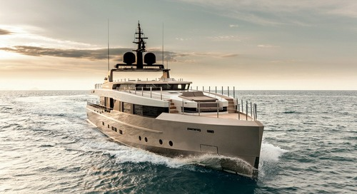 Award-winning Admiral motor yacht NONO sold