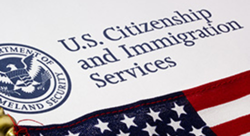 The USCIS's November Update of Form I-9